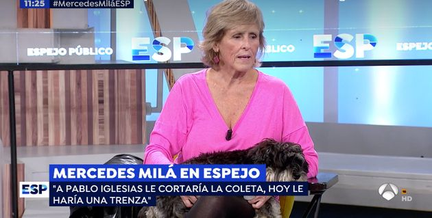 Mercedes Milá en 'Espejo