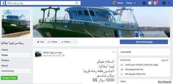 Πώς το Facebook διευκολύνει κυκλώματα διακινητών προσφύγων, οδηγώντας τα θύματα κατ' ευθεία στα χέρια...