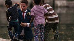 Γαμπρός στον Καναδά σώζει παιδί από πνιγμό σε