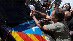 Στους δρόμους οι Καταλανοί μετά τις συλλήψεις στελεχών της καταλανικής