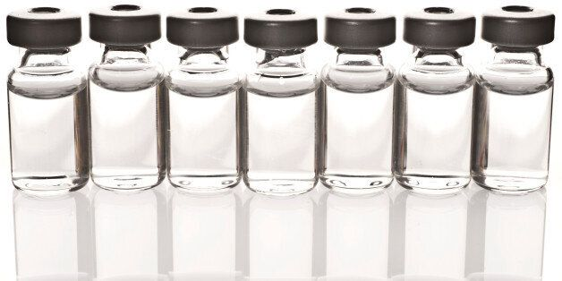Vials of Medicine or