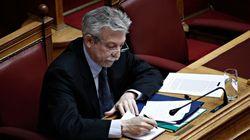 Βουλή: Ανοιχτό το δικαίωμα αναγνώρισης φύλου και σε ανήλικους 15 ετών άφησε ο Κοντονής (εφόσον υπάρξει διακομματική