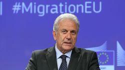 Αβραμόπουλος: Νέο πρόγραμμα επανεγκατάστασης για 50.000 πρόσφυγες και τροποποίηση του Κώδικα