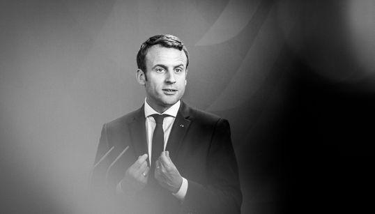 Οι Ευρωπαίοι ηγέτες συζητούν στο Ταλίν το «όραμα Μακρόν» και τη σχέση του με την επόμενη ημέρα στην