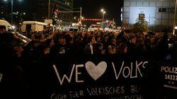 Γερμανία: Διαδηλώσεις κατά του AfD. Χαρά, αλλά και προβληματισμοί μεταξύ των Σύριων