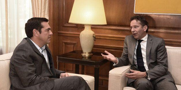 Τσίπρας και Ντάισελμπλουμ συμφωνούν ότι πρέπει η 3η αξιολόγηση να κλείσει το συντομότερο