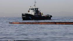 Με λαθραία καύσιμα το δεξαμενόπλοιο που απαντλούσε καύσιμα από το βυθισμένο «Αγ. Ζώνη
