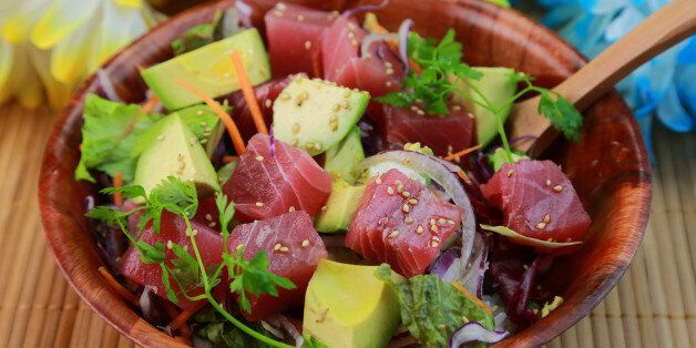 Poke: Η νέα τάση στο φαγητό έρχεται από την Χαβάη και είναι