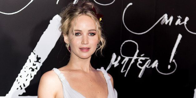 NEW YORK, NY - SEPTEMBER 13: Actress Jennifer Lawrence attends 'mother!' New York Premiere at Radio City...