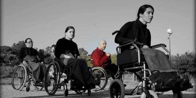 Το Θέατρο Ατόμων με Αναπηρία «ΘΕ.ΑΜ.Α.» ανεβάζει απόψε την «Αντιγόνη» του