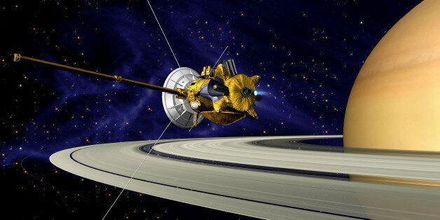 Φινάλε για το «Cassini»: Το διαστημόπλοιο βούτηξε στην ατμόσφαιρα του Κρόνου και