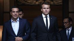 Δεύτερη ημέρα της επίσκεψης Μακρόν: Ποιοι Έλληνες επιχειρηματίες θα δουν τον Γάλλο