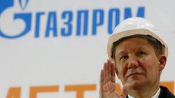 H Gazprom υπέγραψε δεκαετή συμφωνία με την Κροατία για την προμήθεια φυσικού
