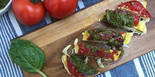 Συνταγή για πανεύκολο και ζουμερό κοτόπουλο με ντομάτα και