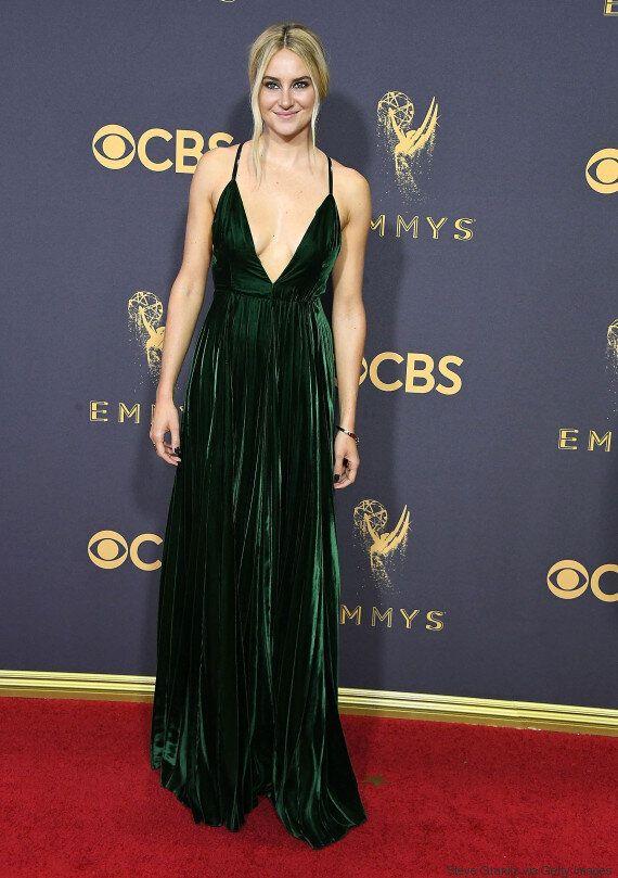 Η Shailene Woodley πήγε ως υποψήφια στα Emmys για να πει πως προτιμά να διαβάζει από το να βλέπει