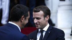 Μακρόν: Η Ελλάδα βγαίνει από την κρίση, η Γαλλία θα συνεχίσει να τη