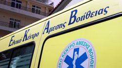 Στην εντατική νοσηλεύεται ο 16χρονος που ξέφυγε από τη ΓΑΔΑ και παρασύρθηκε από