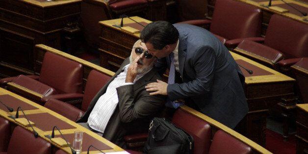 Κουρουμπλής: Δεν υπάρχει μαύρη θάλασσα. Γεωργιάδης: Θερμός υποστηρικτής του ΣΥΡΙΖΑ στην ομάδα διαχείρισης...