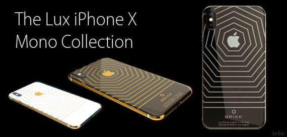 Αν το iPhone X δεν ήταν αρκετά ακριβό για τα γούστα σας, η τιμή της νέας γελοίας εκδοχής του θα σας