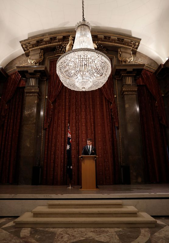 """Australia House (sede da missão diplomática da Austrália no Reino Unido) é um lugar que os fãs de """"Harry Potter"""" talvez reconheçam como o interior de Gringotes, o Banco dos Bruxos, no primeiro filme."""