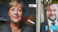 Γερμανικές εκλογές: 14 μονάδες μπροστά η Μέρκελ σε νέα