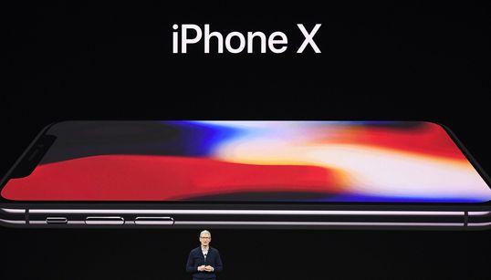 Η Apple παρουσίασε τα νέα iPhones: iPhone X, iPhone και iPhone 8