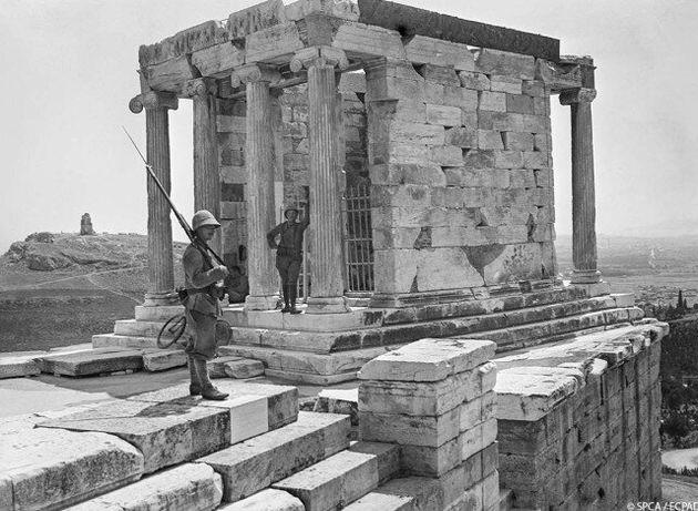 Δείτε την Αθήνα πριν από εκατό χρόνια μέσα από βλέμμα της «Στρατιάς της