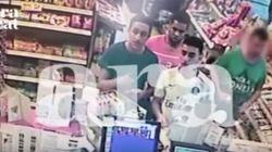 Βίντεο: Οι τρομοκράτες της Βαρκελώνης γελούν και αστειεύονται σε βενζινάδικο λίγες ώρες πριν την