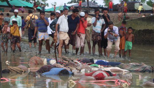Η κρίση των Ροχίνγκια: 60.000 άνθρωποι στο έλεος των σφοδρών συγκρούσεων στη