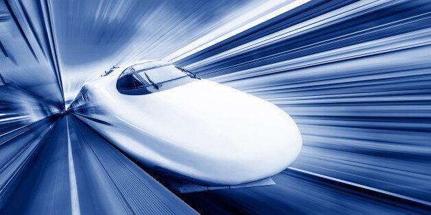 Με τουλάχιστον 350 χλμ την ώρα θα ταξιδεύουν τα νέα τρένα υψηλών ταχυτήτων της