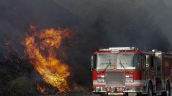 Μεγάλη πυρκαγιά στο Λος Άντζελες. Εκκενώθηκαν περισσότερα από 500