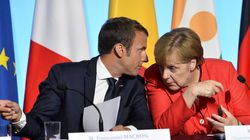 Μέρκελ και Μακρόν δηλώνουν έτοιμοι για βαθύτερη ολοκλήρωση της Ευρωζώνης μετά τις γερμανικές