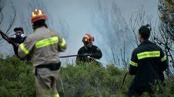 Φωτιά στην Κακή Βίγλα