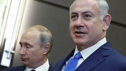 Οι προειδοποιήσεις Νετανιάχου στον Πούτιν για το