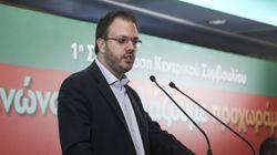 Θεοχαρόπουλος: Ανοικτό το ενδεχόμενο να είναι υποψήφιος για την ηγεσία της