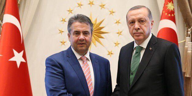 ANKARA, TURKEY - JUNE 5: (----EDITORIAL USE ONLY MANDATORY CREDIT - ' TURKISH PRESIDENCY / MURAT CETINMUHURDAR...