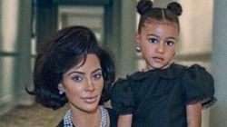 Η Kim Kardashian φωτογραφίζεται ως άλλη Jackie Kennedy για το Interview Magazine και