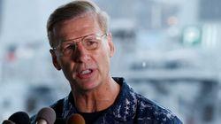 ΗΠΑ: Απαλλάχθηκε από τα καθήκοντά του ο διοικητής του 7ου Στόλου μετά τη σειρά συγκρούσεων πολεμικών στην
