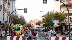 Κάμερες παρακολούθησης στη Βαρκελώνη κατέγραψαν τη στιγμή που οι τουρίστες τρέχουν να γλιτώσουν από το φονικό