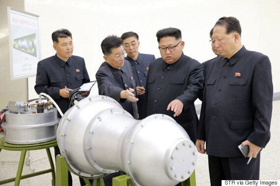 Αυστηρή αντίδραση ΗΠΑ για τις κινήσεις της Βόρειας Κορέας. Προσομοίωση πολέμου από το