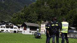 Ελβετία: 14 αγνοούμενοι μετά από κατολίσθηση στις