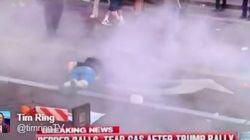 Βίντεο: Διαδηλωτής στις ΗΠΑ δέχεται δακρυγόνο εκεί που δεν θα ήθελε να το δεχτεί