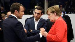 Μήνυμα στους Ευρωπαίους ηγέτες για τη ανάγκη μεταρρύθμισης της Ευρωζώνης θα στείλει ο Μακρόν από την