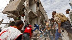 Τουλάχιστον επτά νεκροί από αεροπορικό βομβαρδισμό κοντά στη