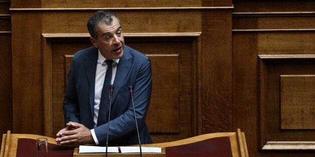 Ποτάμι: Ο Σταύρος Θεοδωράκης δεν διεκδικεί την ηγεσία της Δημοκρατικής Συμπαράταξης, αλλά νέου κομματικού