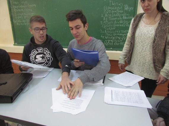 YΦΑΙ-Θ: Μαθητές από τα Άνω Λιόσια στήνουν επιχείρηση παραδοσιακής