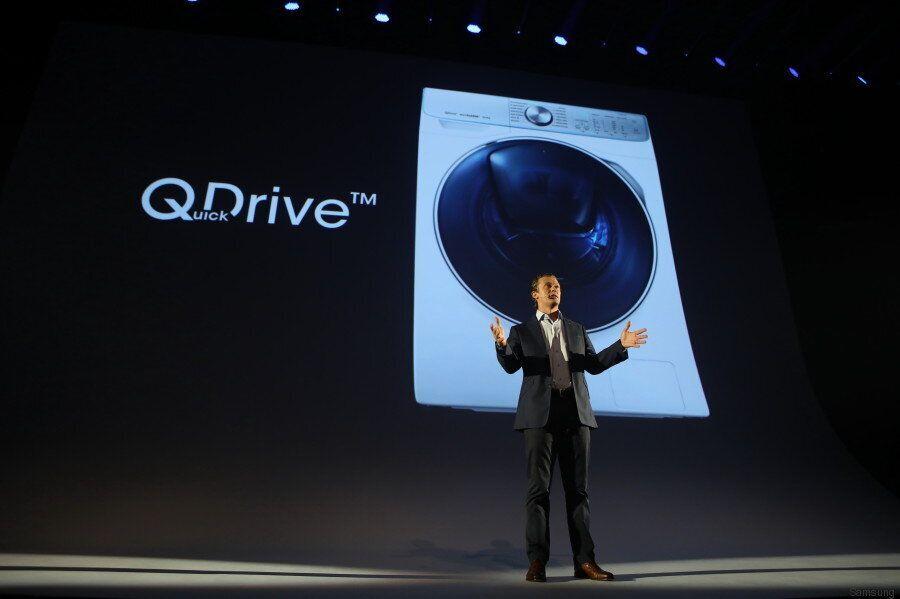Μια νέα καθημερινότητα: Έξυπνες συσκευές για το σπίτι του αύριο, οθόνες και wearables από τη Samsung...