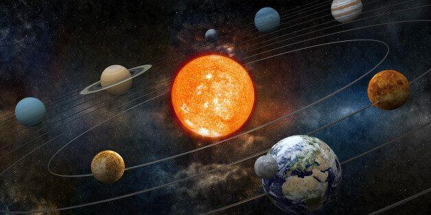 Οι εννιά «πλην ένας» πλανήτες του ηλιακού μας