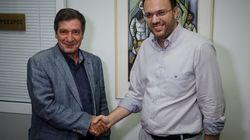 Θεοχαρόπουλος: Τις επόμενες εβδομάδες θα αποφασίσω αν θα είμαι