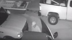 Βίντεο: Σταμάτησε (για λίγο) την κλοπή ενός τρέιλερ για να κάνει